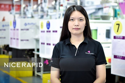 Catherine | Sales Manager  - Rapid Tooling